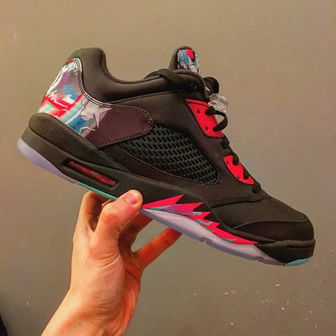32c12740ff652e Brand new Nike Air Jordan 5 low Chinese New Year editions! - Depop