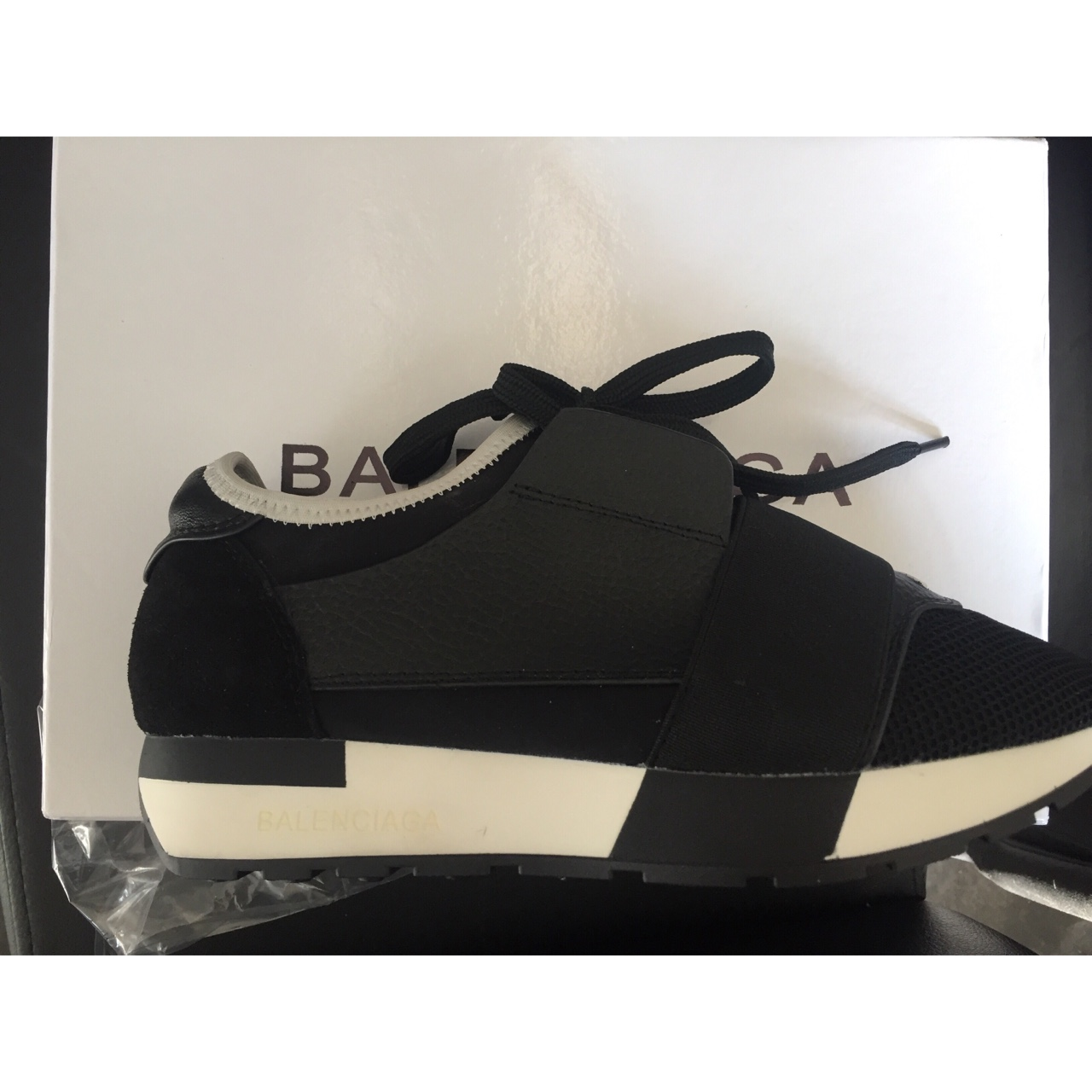 Balenciaga style runners trainers