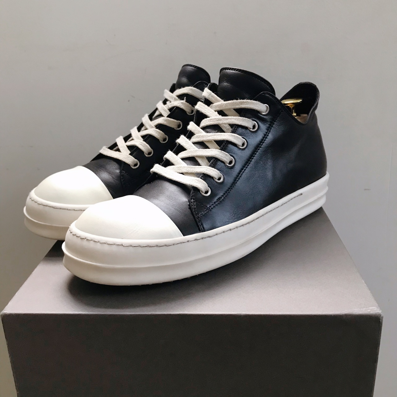 Rick Owens Mainline Ramones low from