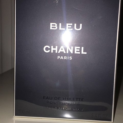 Chanel Bleu De Chanel Eau De Parfum Spray 100ml Brand New Depop