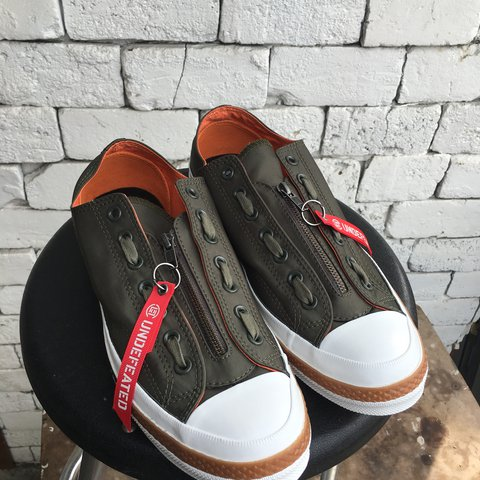 58cb3825e2fe Limited Edition Undefeated x CLOT x Converse Chuck Taylor as - Depop