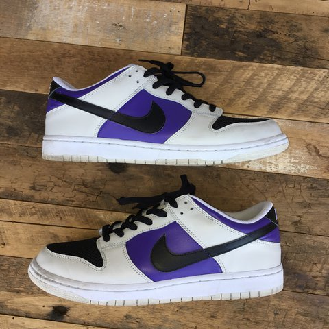 de186b484 2008 NIKE ID Dunk Low Custom Color-way. Size 11 Shoes are - Depop