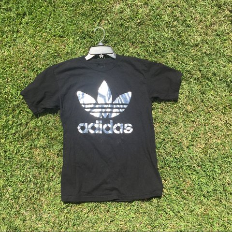 58f1b9e908 Adidas T-shirt from Urban Outfitters! In great condition. a - Depop