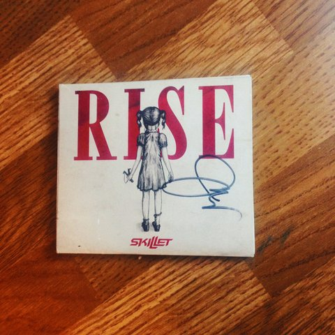 skillet rise deluxe edition