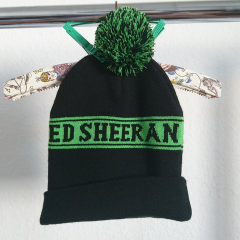 ➖ED SHEERAN BEANIE➖ I bought this beanie for 20€ at one of - Depop 0b307ab5457