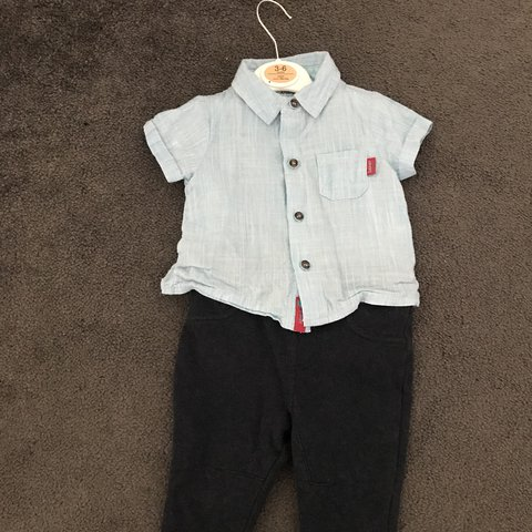 Baby & Toddler Clothing Baby Ted Baker Jeans Age 3-6 Months Clothing, Shoes & Accessories