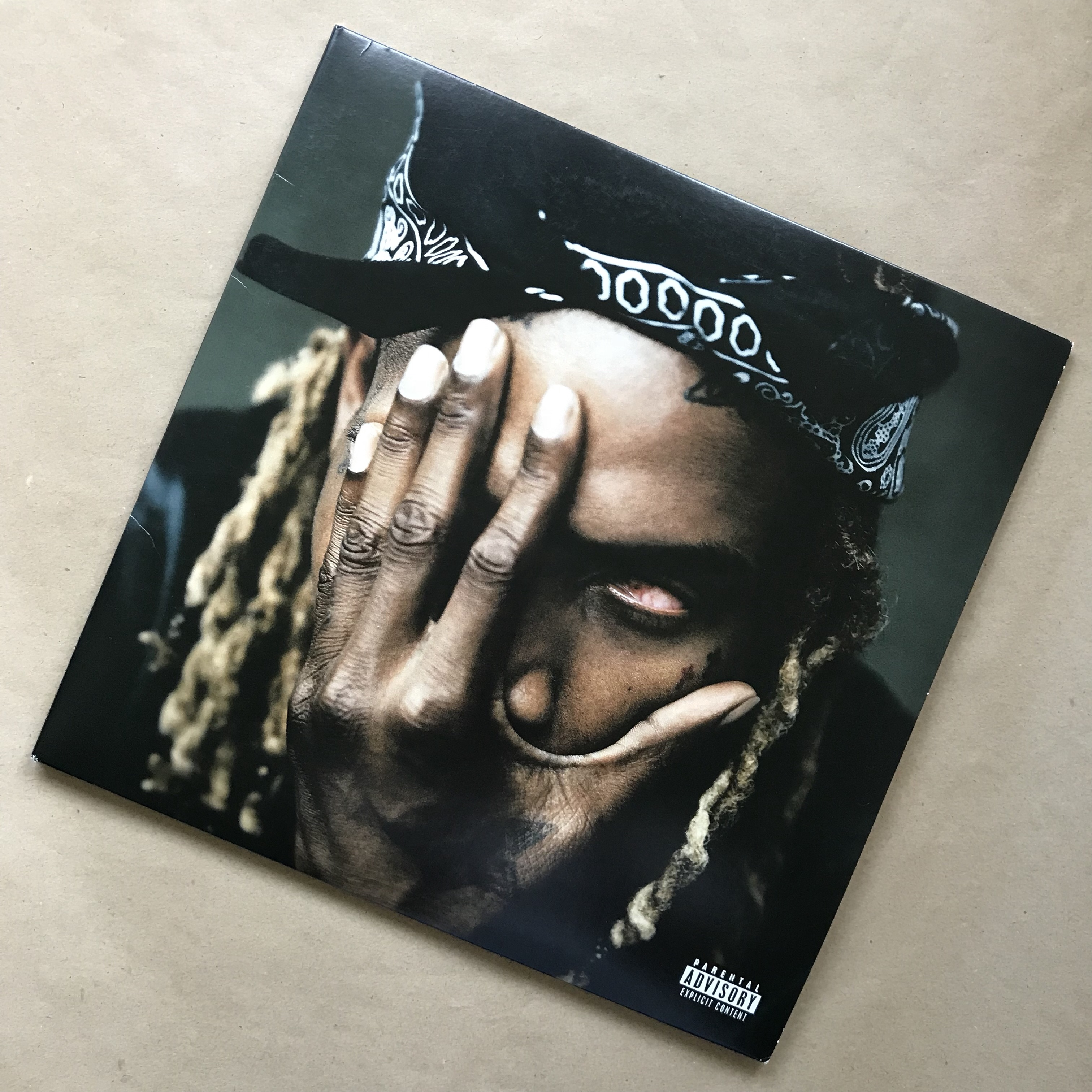 Fetty Wap Double Vinyl LP  Cleaned and checked for    - Depop