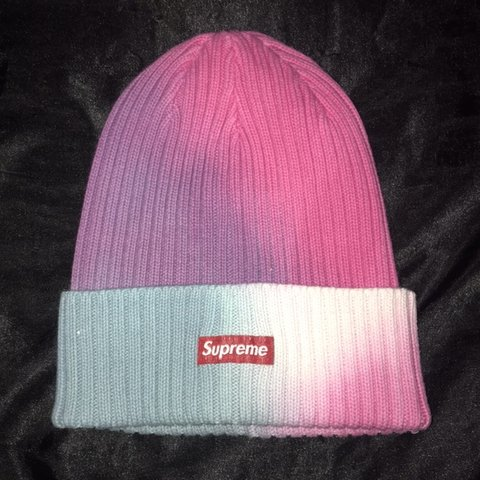 0ca5460ce821e4 @fuckgolfwang. 5 months ago. Los Angeles, United States. Supreme S/S 19 Pink /Blue Tie Dye Beanie