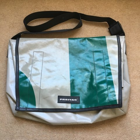 65f0434fe288 Freitag messenger bag. Series G5.1. Used but in excellent to - Depop