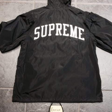 Supreme X Champion Pullover Windbreaker 0