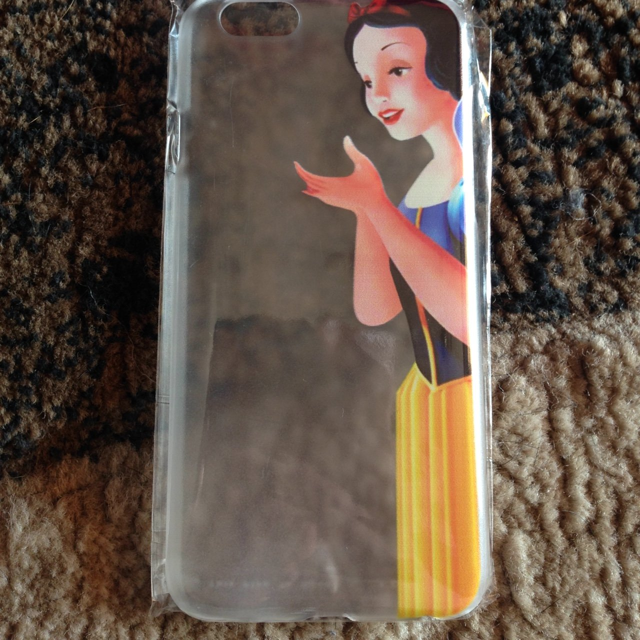 cover iphone 6 biancaneve