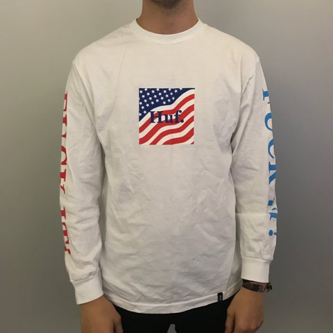bf91f3a8 @matt59. 2 years ago. London, United Kingdom. Huf long sleeve print ...