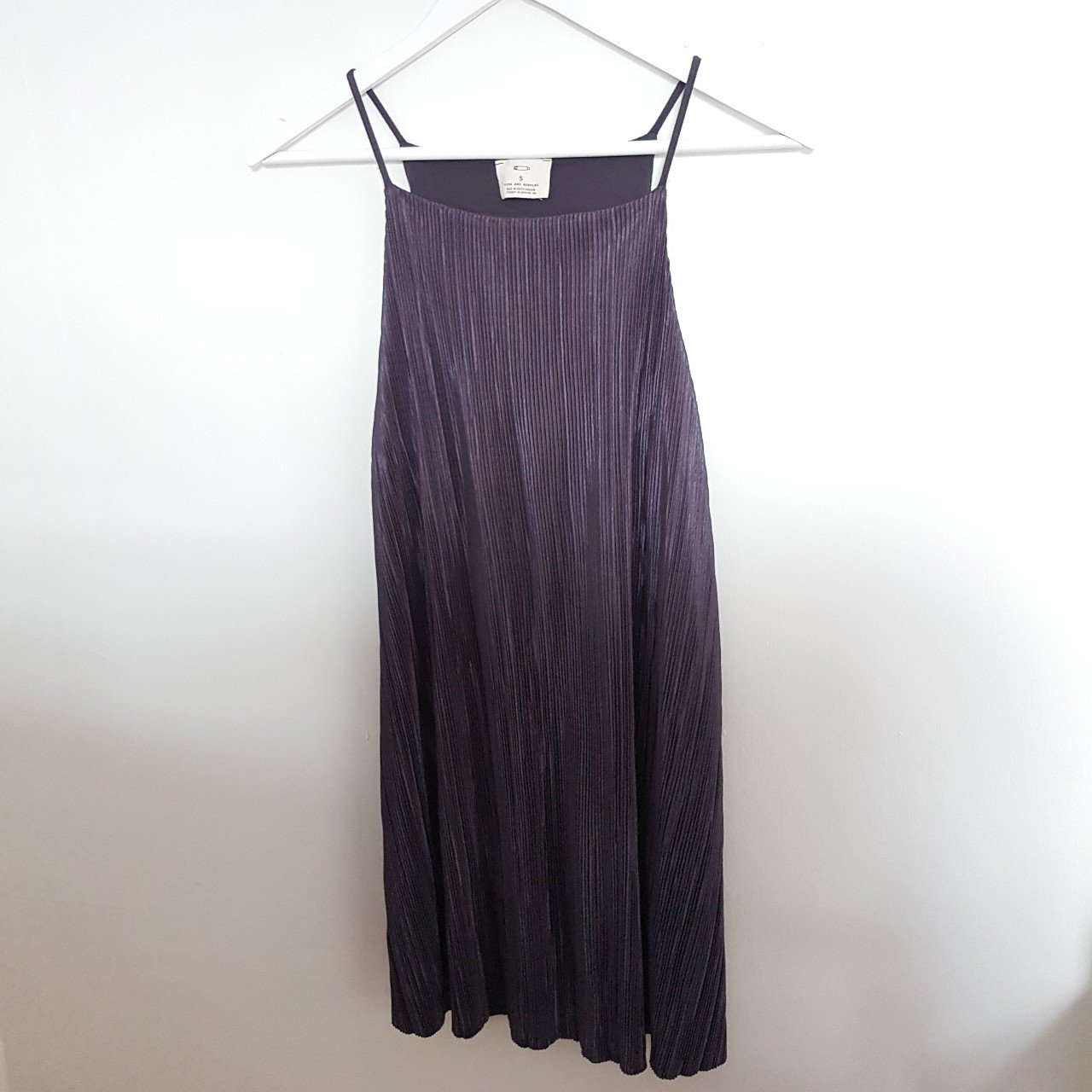912d9c12d3 @rachaeljayne_. yesterday. Hull, GB. Urban outfitters dress with pleats ...