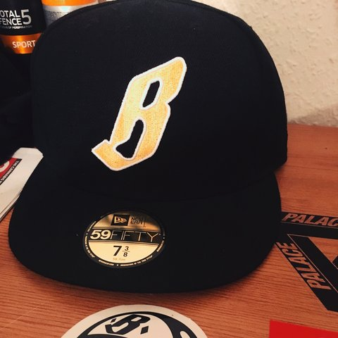 d879cdd70dda4 Billionaire boys club fitted new era cap. Palace gosha Nike - Depop