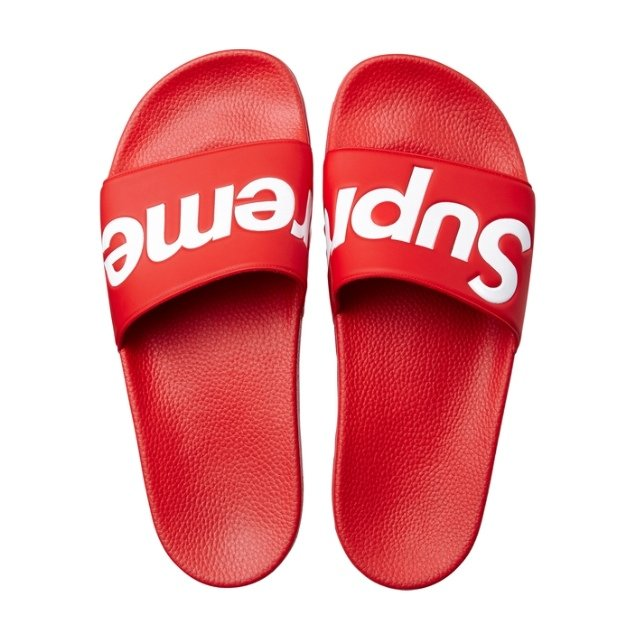 a3e2f2a61faf SUPREME S S 2014 Sandals (Red)  Size 8 and 9 available