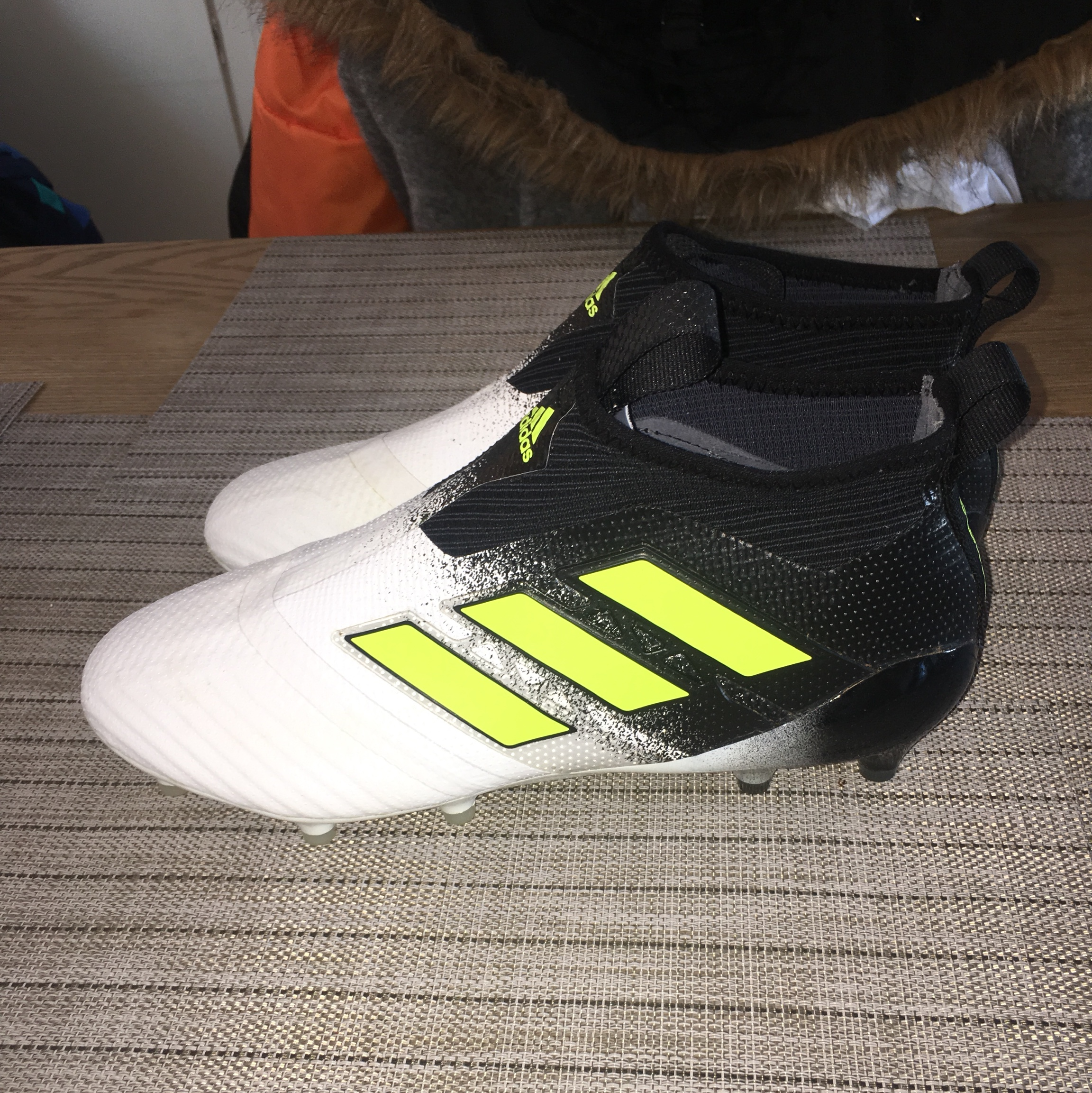 half off 4b9ab 28d6d Adidas ACE 17.1 football boots RRP £250 bought for... - Depop