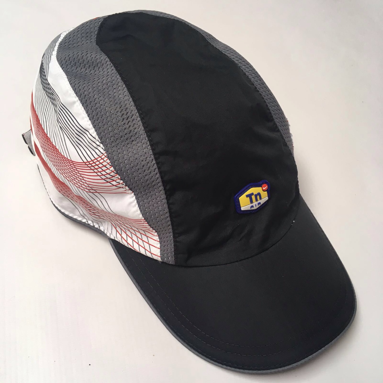 84bcd855e Rare Vintage Nike Tn 5 Panel cap. Like new... - Depop