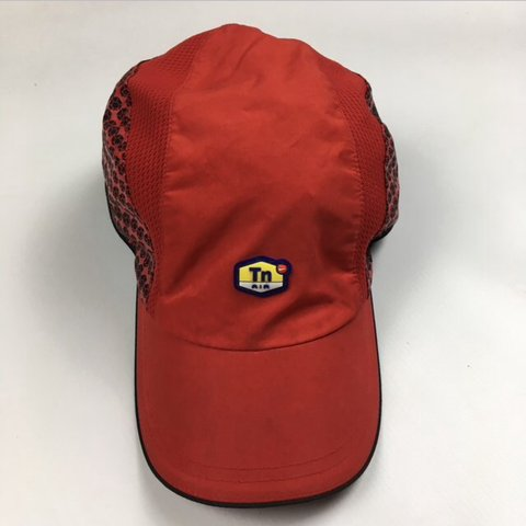 7bcbf3c9df @originalmaterial. 2 years ago. London, UK. Rare Nike Tn cap in red and  black. Very good condition ...