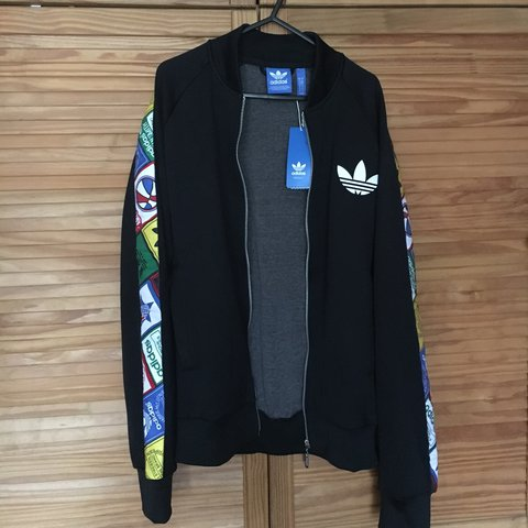 e596cef83c10 Brand New Adidas track jacket with tags