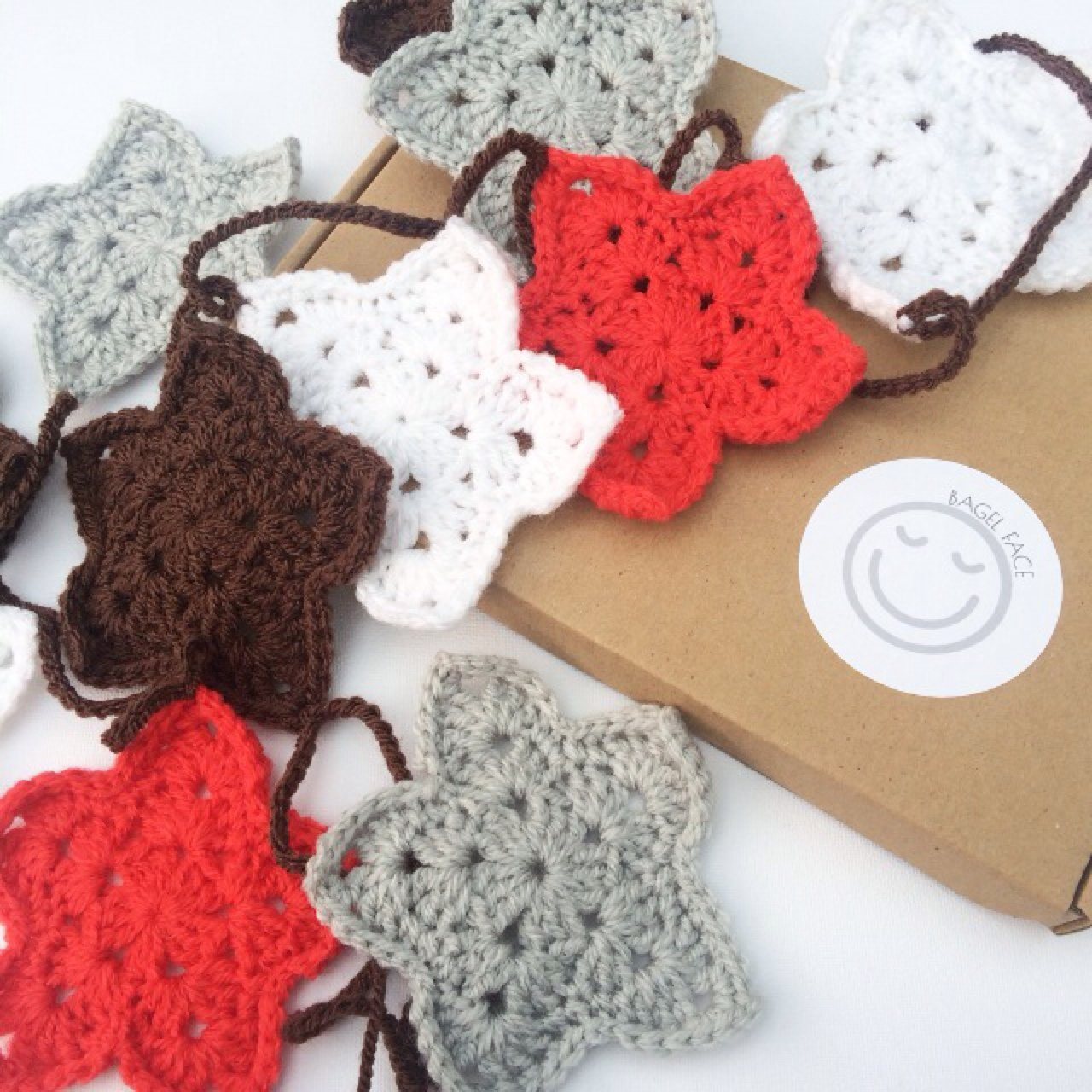 Handmade Crochet Star Baby Bunting Perfect For Baby This A Depop
