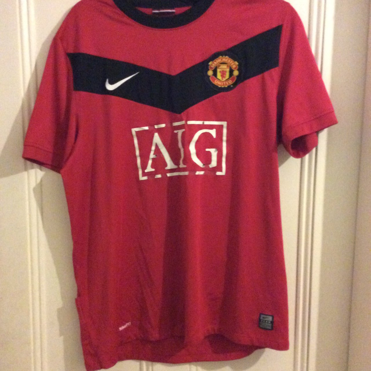 11e2aa68b5f Old Football Shirts Manchester United – EDGE Engineering and ...