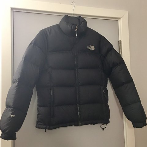 The North Face Nuptse 2 Black 700 Fill Goose Puffer Puffa  1df2887a0