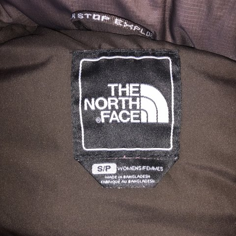 981a69be66 The North Face Nuptse Brown 700 Fill Goose Puffer Jacket