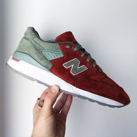buy online c6229 24e30  madeyoulook93. 3 years ago. London, UK. ✨Concepts X New Balance 998