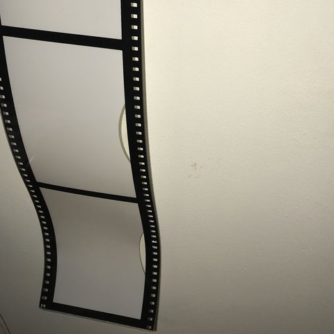 Ikea Film strip photo frame! Fits 7 pictures. Only for sale - Depop
