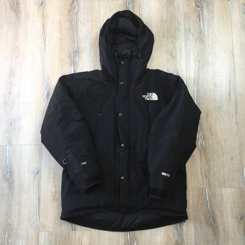 The North Face Gore Tex and 700 series down Mountain 3D Rare - Depop 2265074a8