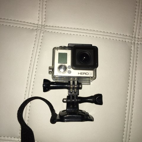 GoPro Hero 3 Comes with- 0