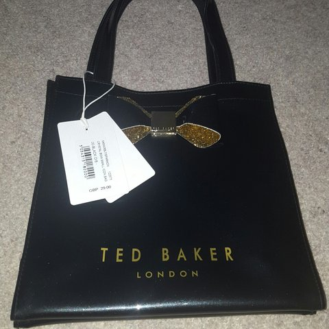 cb84c4ddfb54 Brand new with tag Small ted baker bag Original price for - Depop