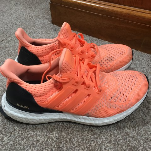 17df52e394f76 Adidas Ultra Boost 1.0 UK Womens Size 4 Worn indoor once