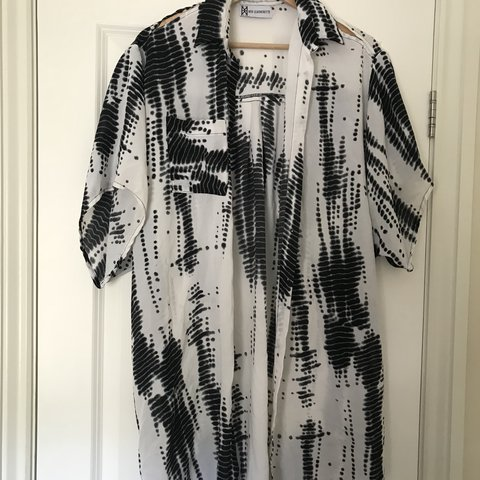 575f82108df Oversized shirt. Bought from Camden market years ago. No but - Depop