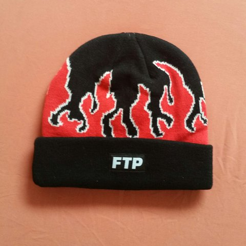 c0b03a4985272 40 PLUS SHIPPING GRAB STEAL NOW ONLY TODAY FTP Red flame - Depop