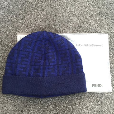 1555f881a96 Fendi unisex winter hats available ❄ • £90 delivered next - Depop