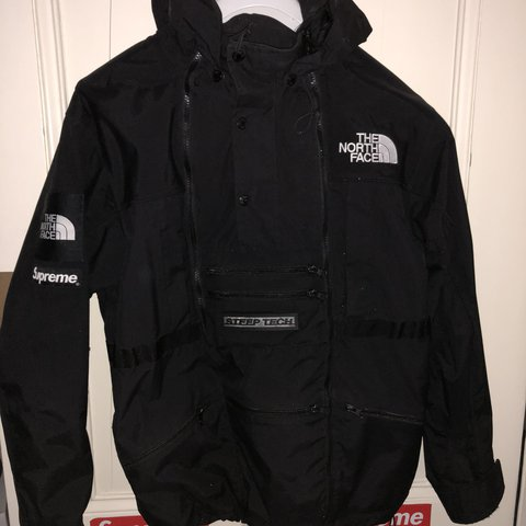 Jakepsw 9 Months Ago Manchester United Kingdom Supreme X North Face Steep Tech Jacket