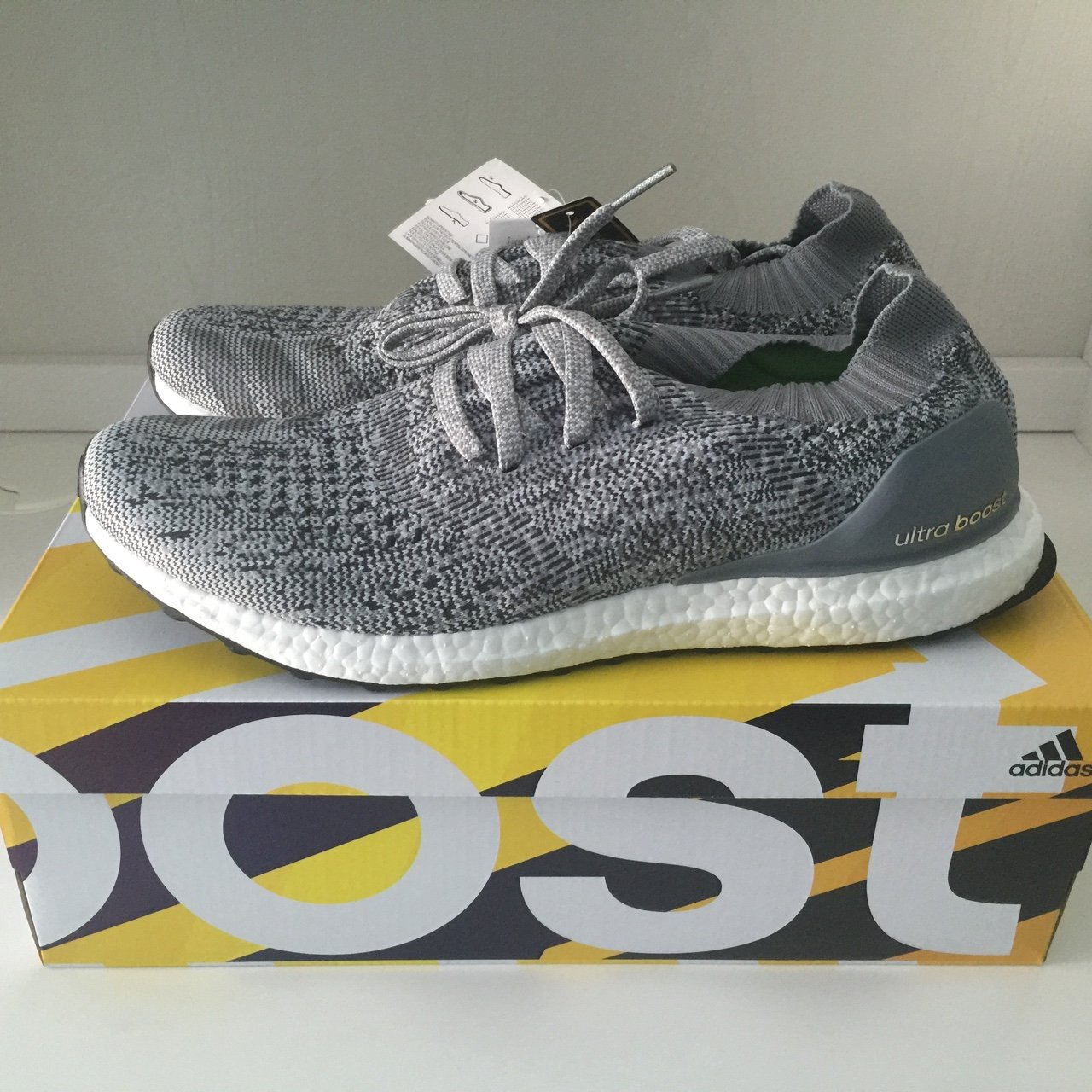 d245f8de0 Adidas Ultra Boost Uncaged - UK 11.5 These would fit a size - Depop