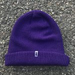 3d280514049 Neff Beanie - Purple and gray - One size Fits all - comfy ...