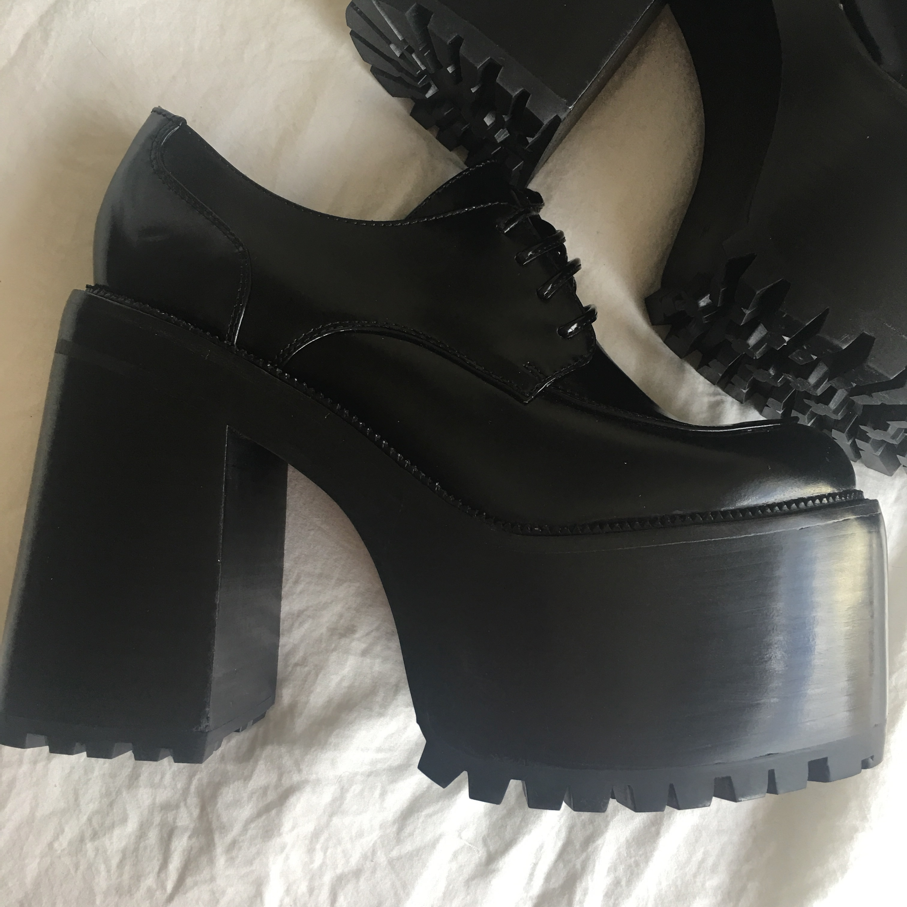 Jeffrey Campbell 'Culture' chunky