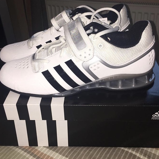 Adidas adipower 2 weightlifting shoes