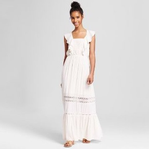 03862300254 Mossimo dress brand new from target with tags.  target  maxi - Depop