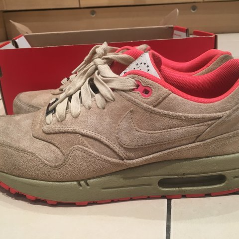 84978b188afc7 Nike air max 1 Milano Uk 8 condition 8.5 10 rare Yeezy nmd - Depop