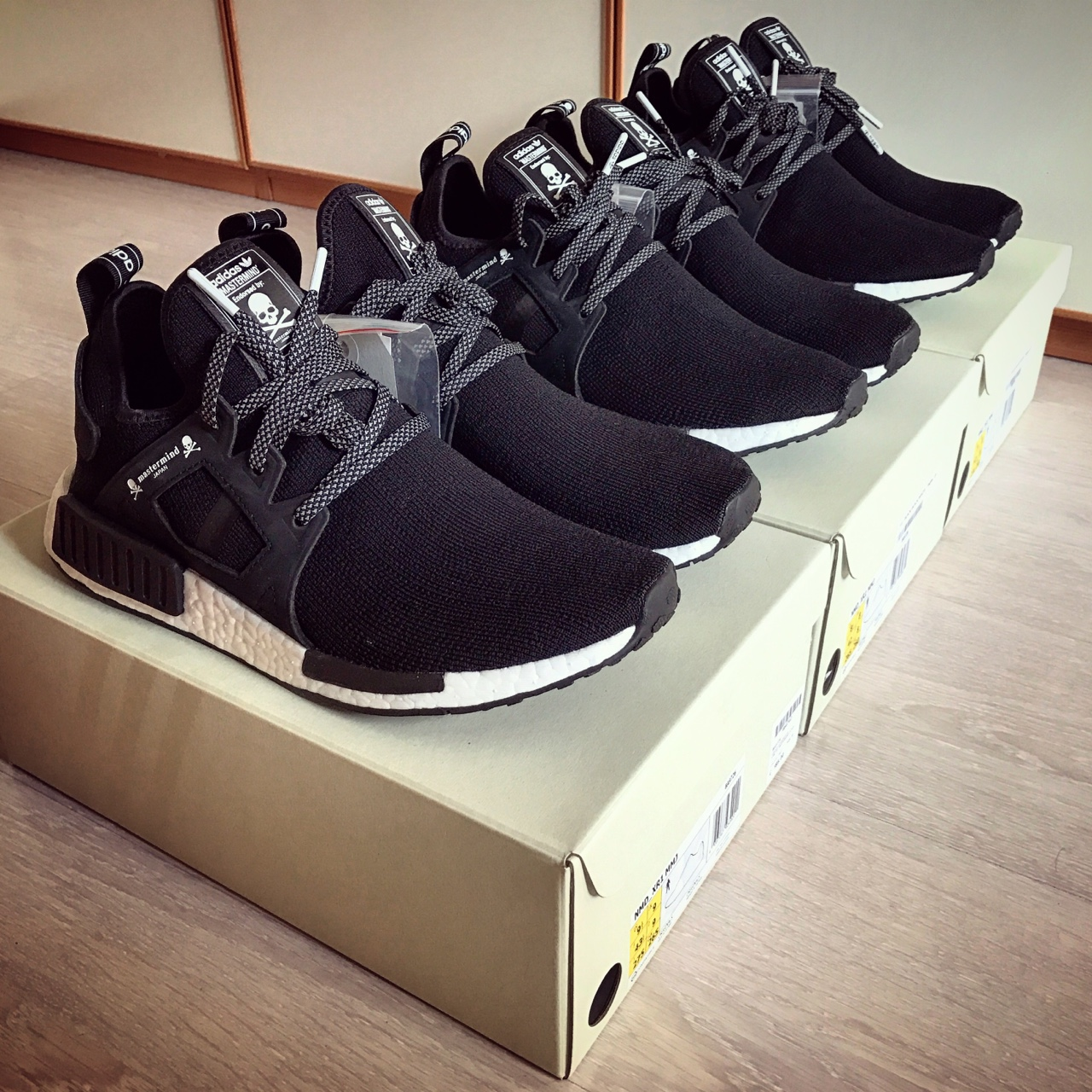 online store 7b3bd a687c Adidas NMD XR1 Mastermind Japan / (us8.5 us9 sold ...