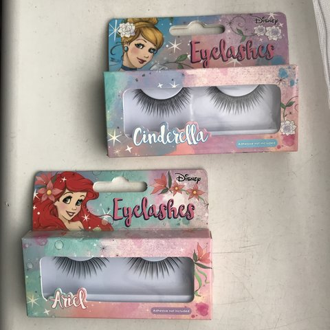 cd7d82c204e @nisha016. 4 months ago. Leicester, United Kingdom. Limited Edition Disney  Princess Eyelashes in Ariel ...
