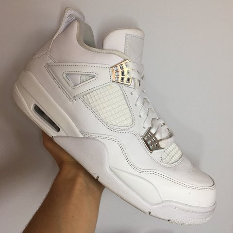 f0becd9d515194 💸 Air Jordan 4 Pure Money 2017 💸 8 10 condition are on tab - Depop