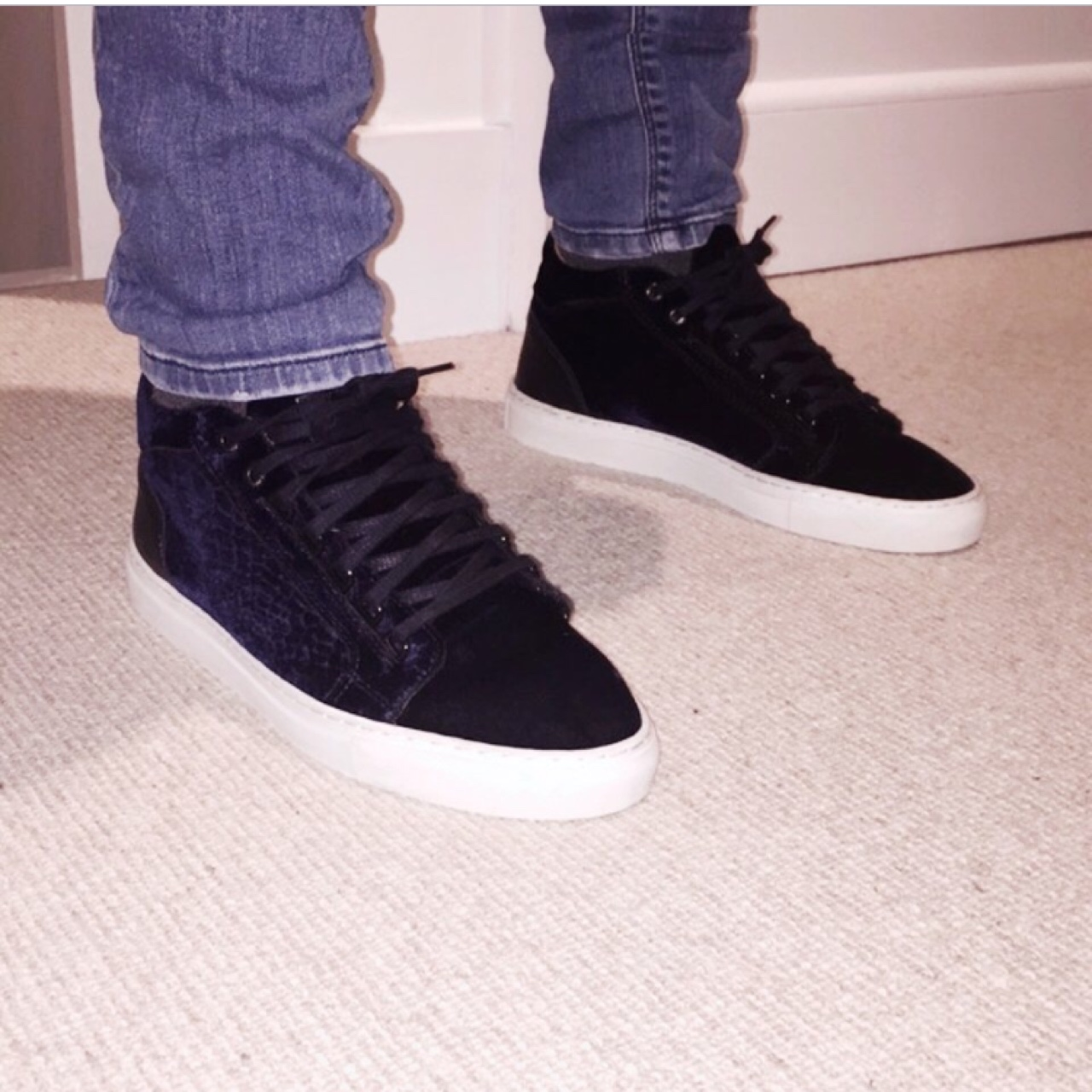 Android Homme Propulsion Mid High End Fashion Depop