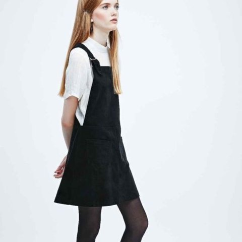 7510f1ef2e2 Cord pinafore dress from urban outfitters