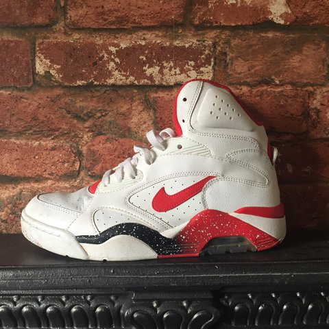 b52d5222b93 UK 6 Nike Air Force 180 Mid. As seen on Kanye West. Crazy so - Depop