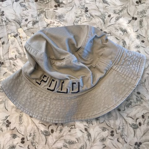 8954a63fe46  td12345. 10 months ago. United States. Polo Ralph Lauren Bucket Hat Cap. Great  condition!